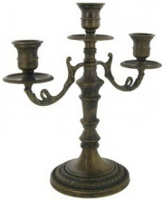 Канделябр Stilars Antique bronze 130582