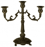 Канделябр Stilars Antique bronze 131397